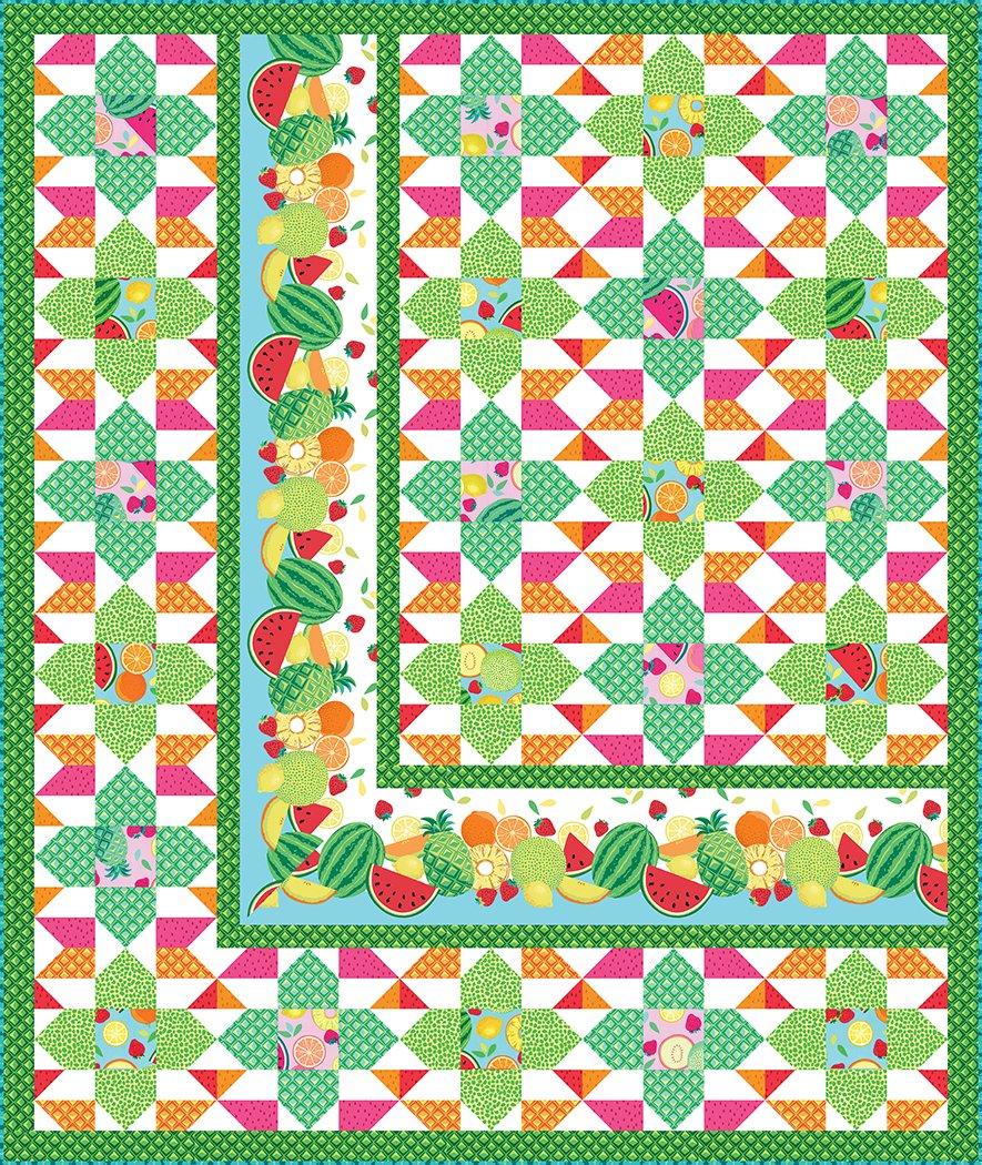 Tutti Fruiti - Digital Download Pattern