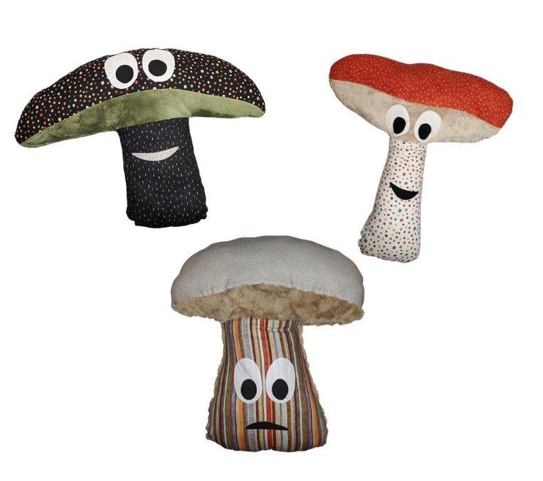 Fungi Friends - Pattern