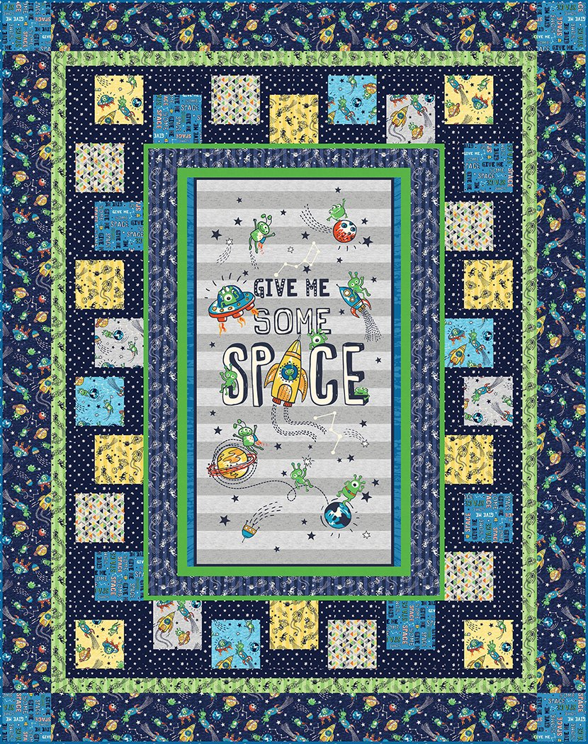 Give Me Some Space - Digital Download Pattern