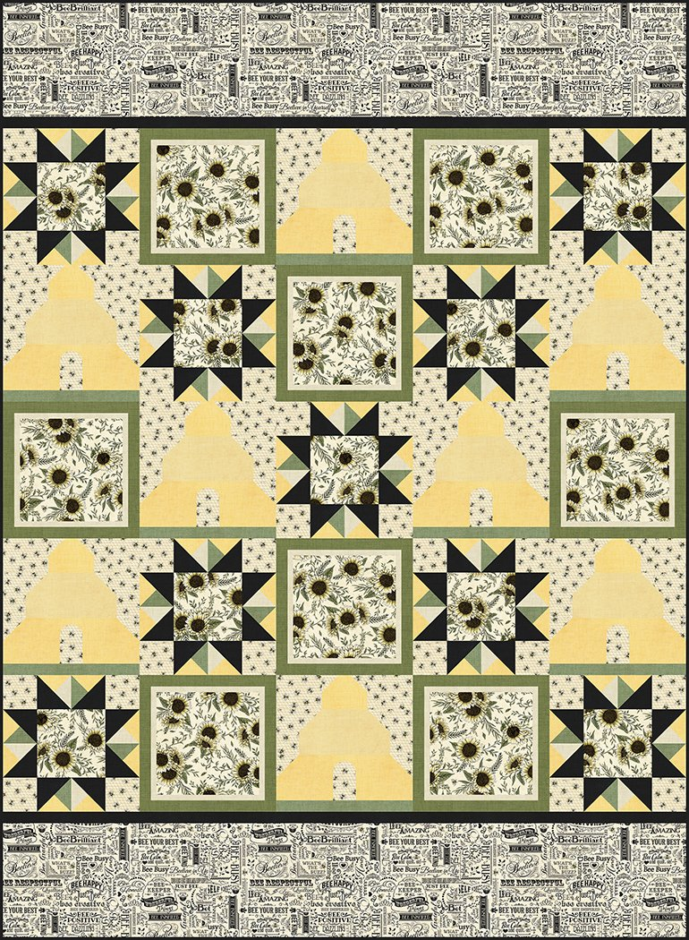 Happy Hives - Digital Download Pattern