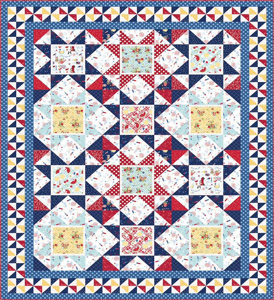Hello Summer - Digital Download Pattern