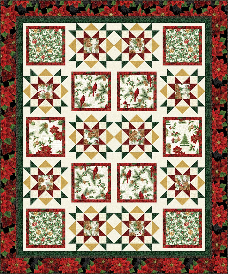 Holiday Traditions - Pattern