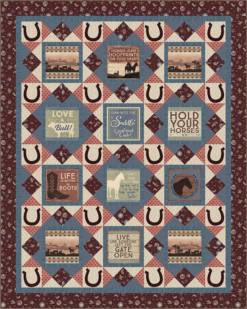 Home on the Range - Digital Download Pattern