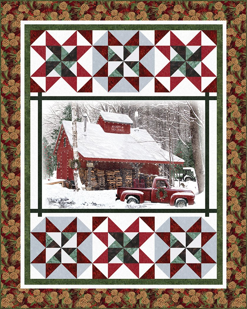 Homestead Holiday - Pattern