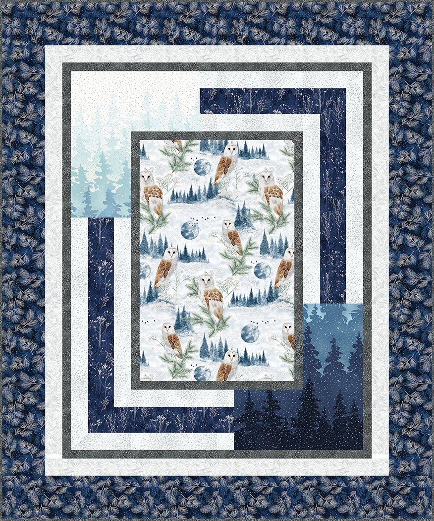 Majestic Woods - Digital Download Pattern