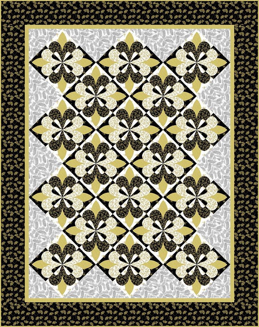 Modern Blooms - Pattern