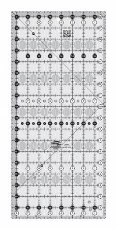 Creative Grids 8-1/2 x 18-1/2 Quilt Ruler