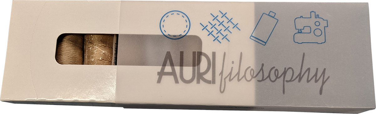 Aurifilosophy Sample Box - 7 Spool Set