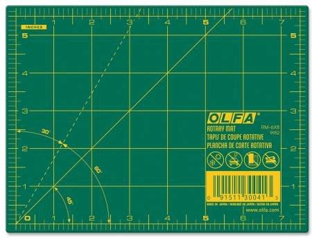 Olfa 6 x 8 Cutting Mat
