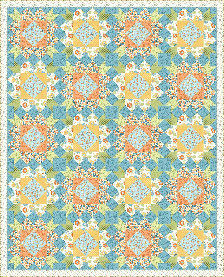 Oxford Gardens - Digital Download Pattern