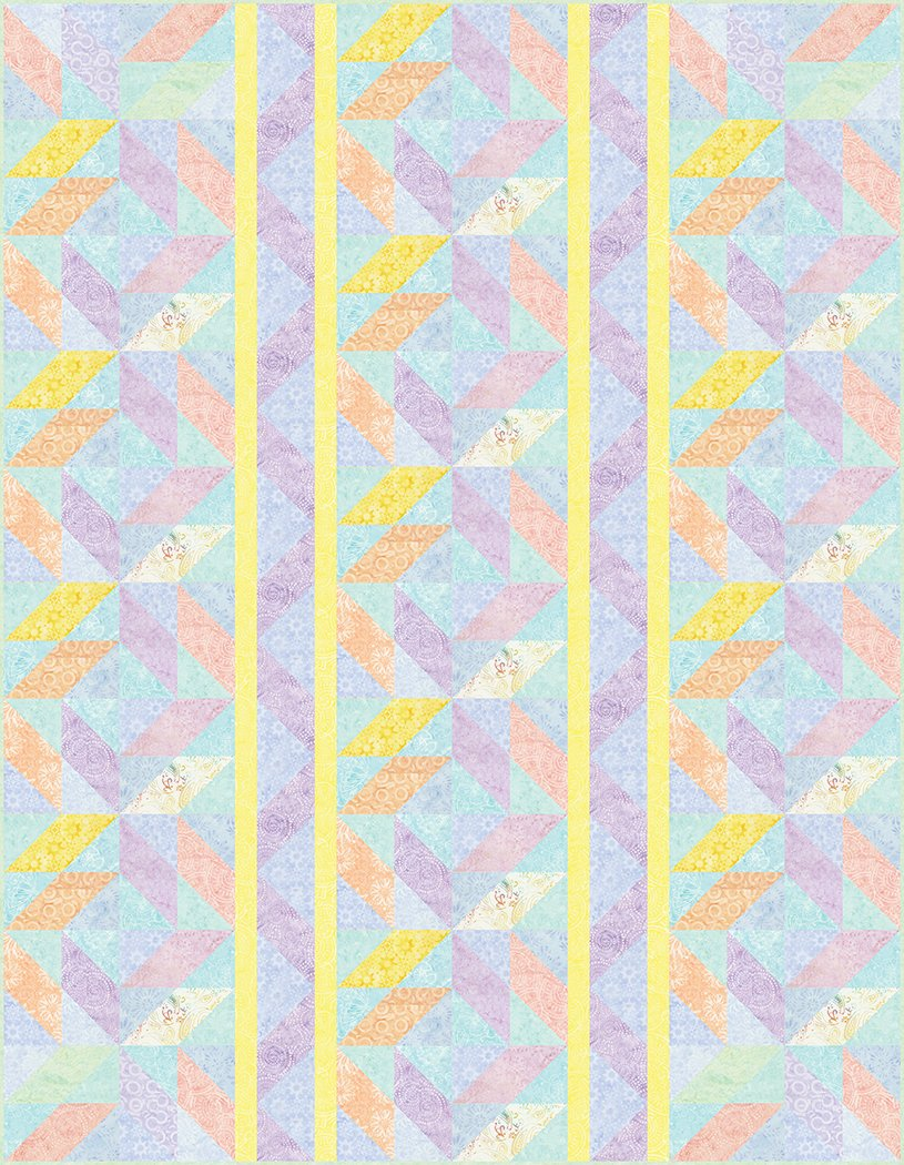 Passionate for Pastels - Digital Download Pattern