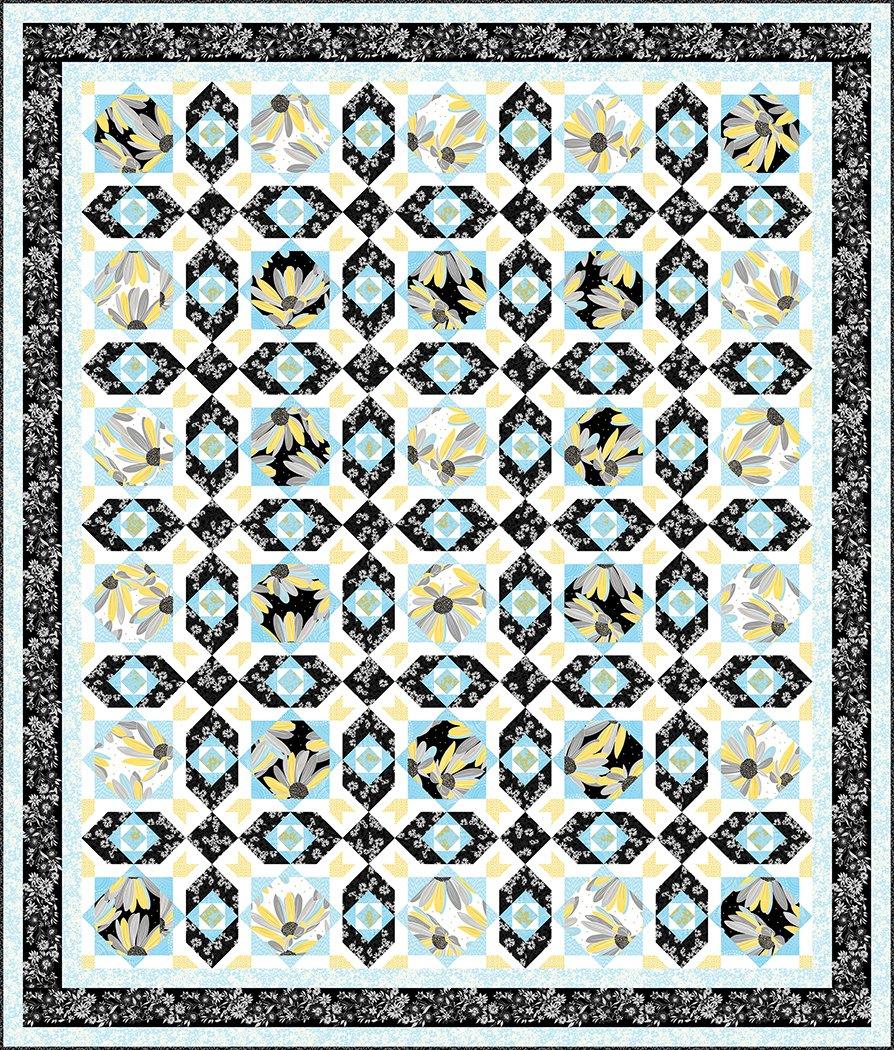 Peek-a-Boo Daisies - Digital Download Pattern