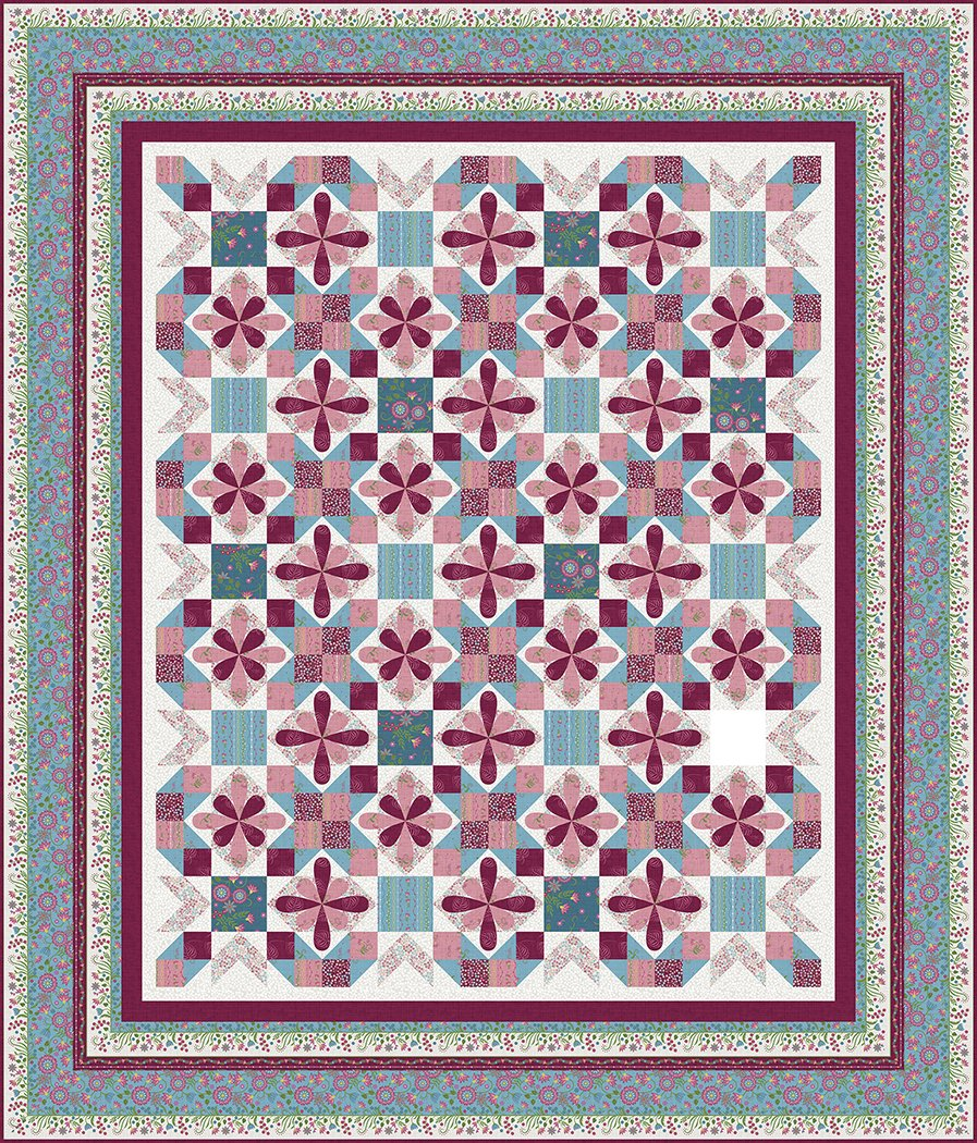 Petal Parade - Digital Download Pattern