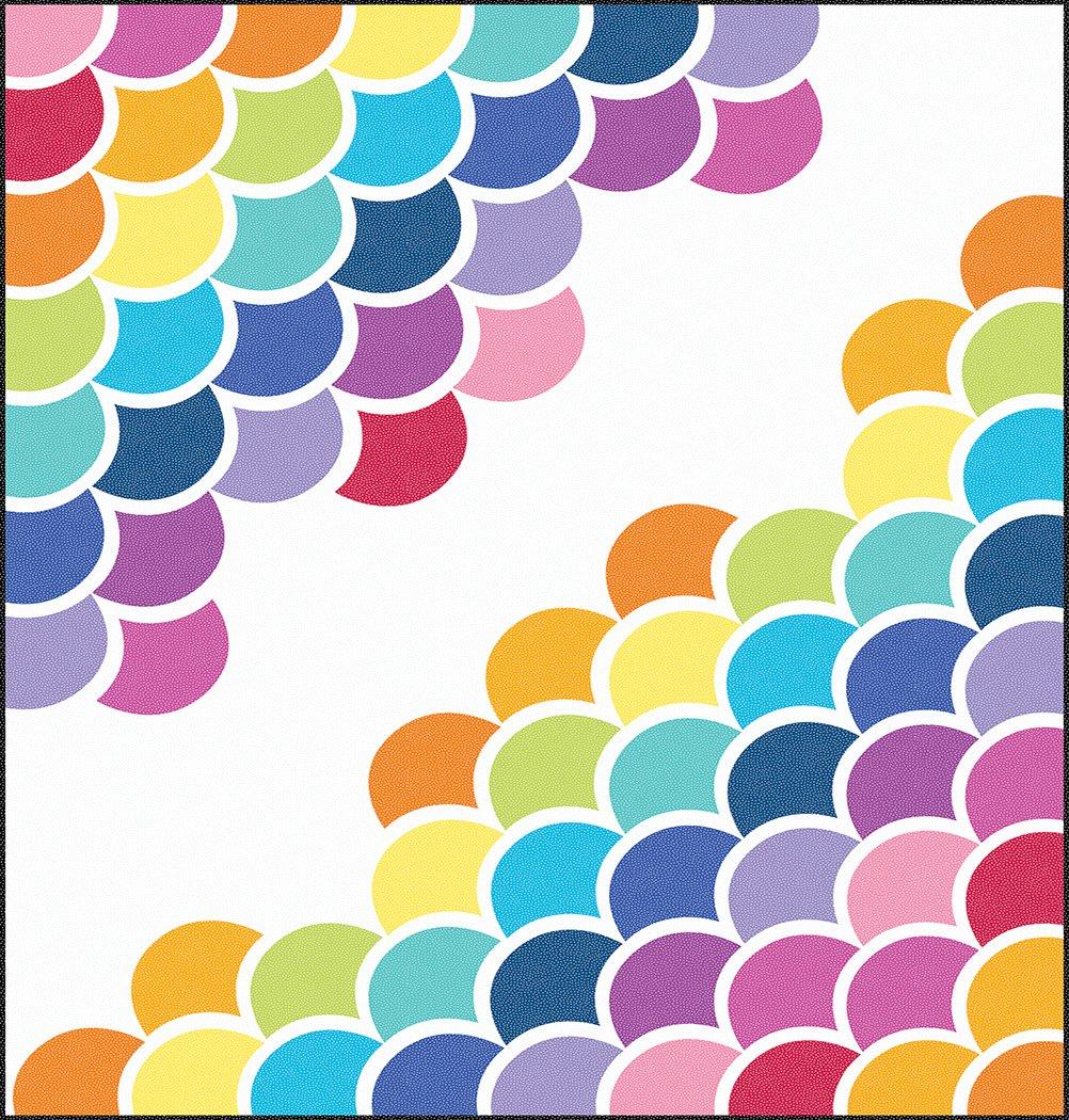 Pop of Color - Pattern