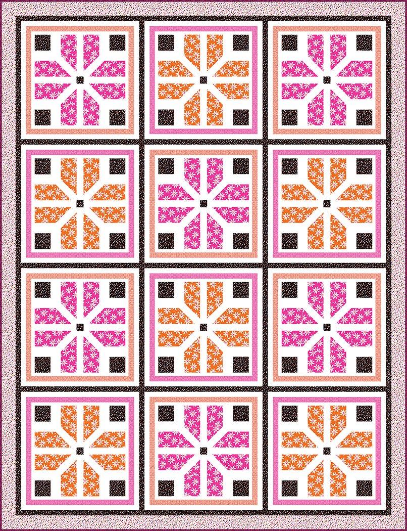 Pretty as Punch - Digital Download Pattern