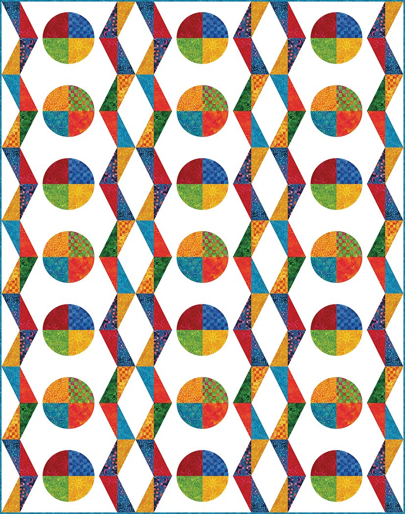 Primary Pop - Digital Download Pattern
