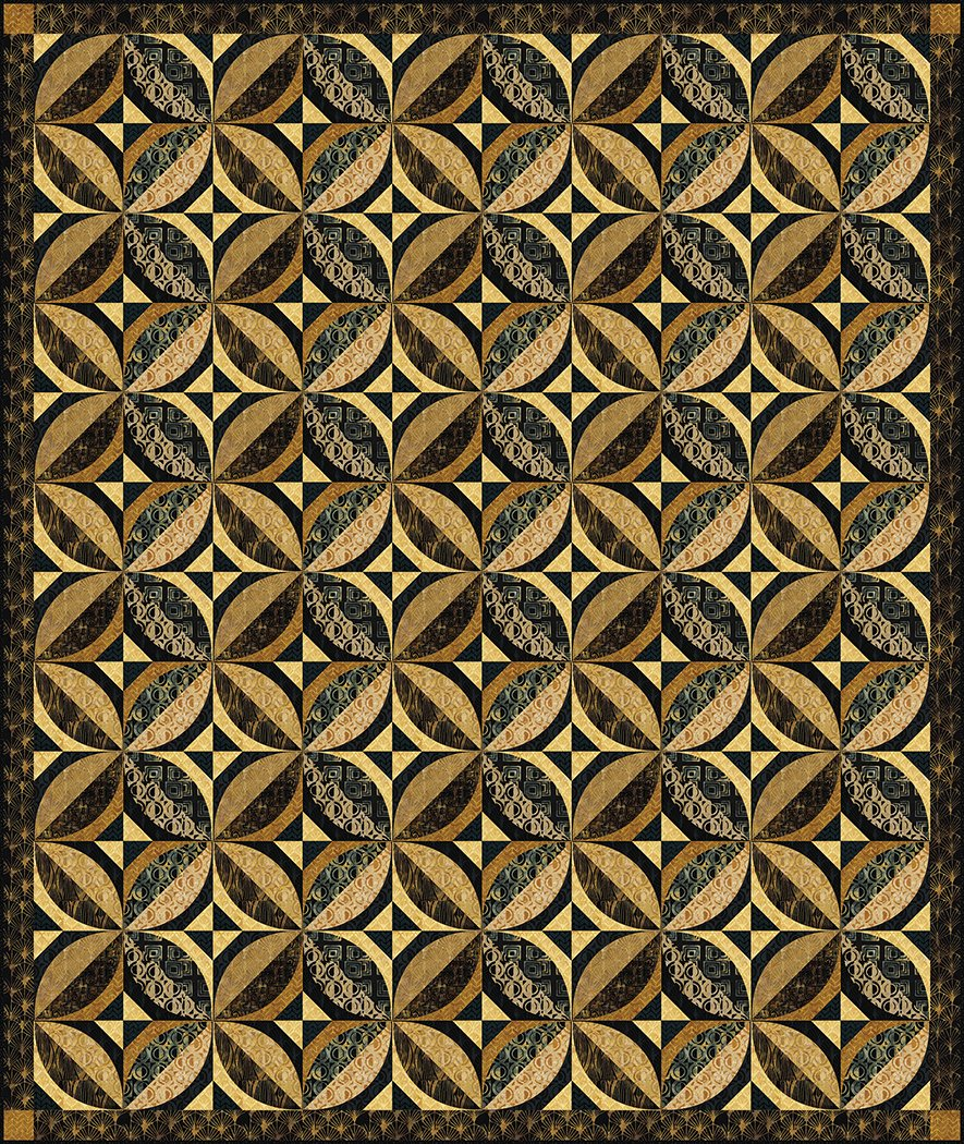 Roaring Twenties - Digital Download Pattern