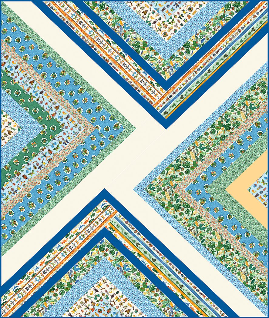 Scuttlebug - Digital Download Pattern