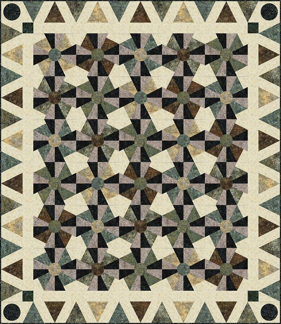 Set in Stone - Digital Download Pattern