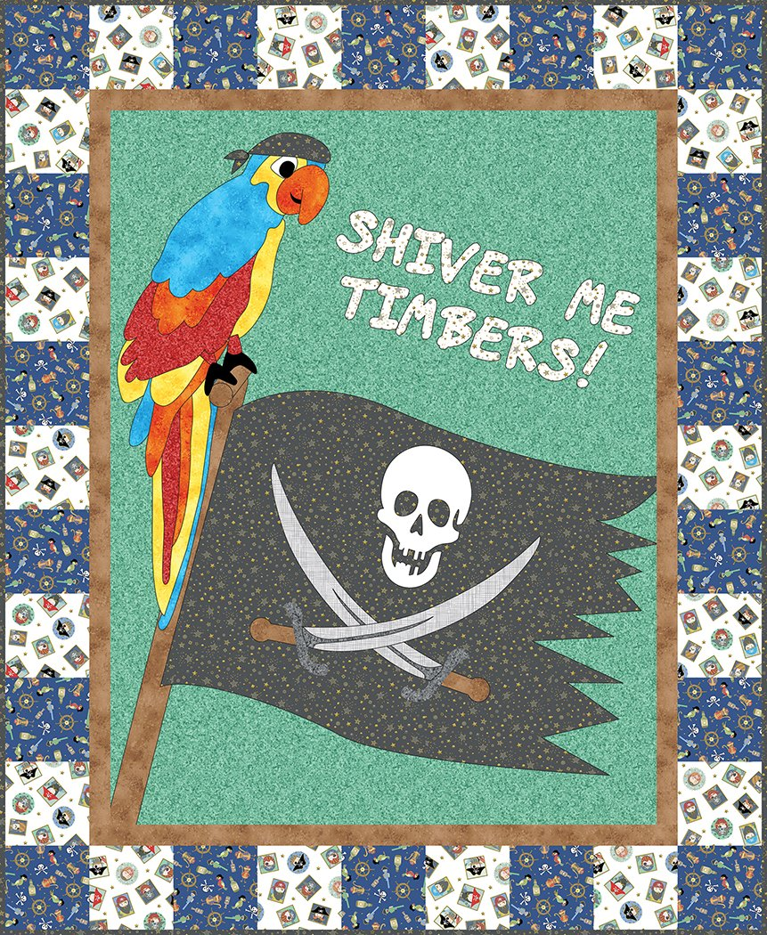 Shiver Me Timbers - Pattern