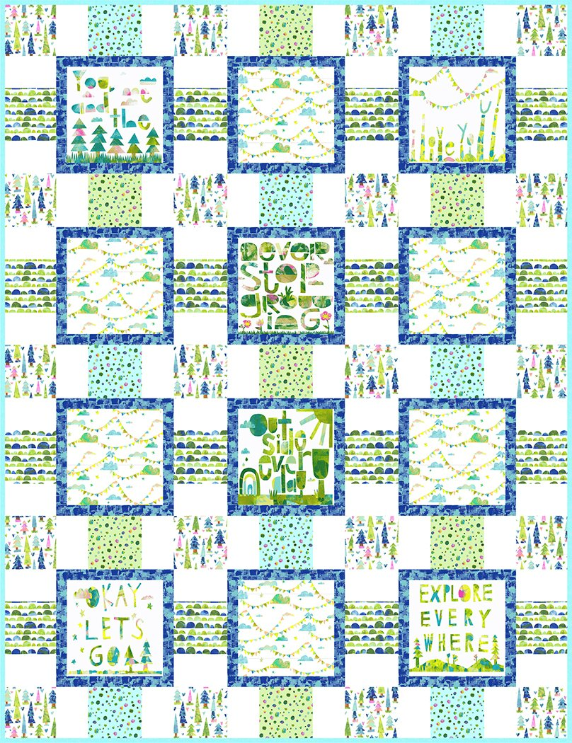Showcase - Digital Download Pattern