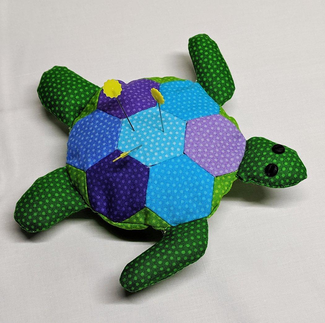 Simon the Sea Turtle - Pattern