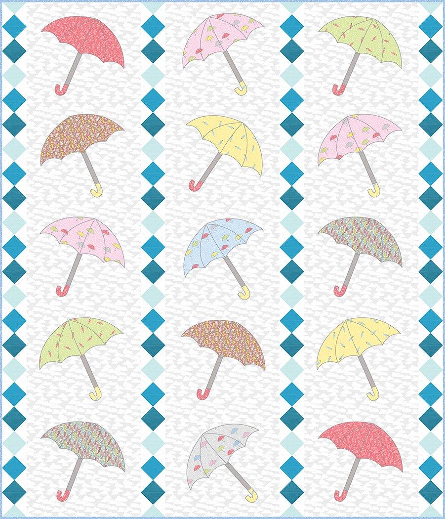 Singing in the Rain - Digital Download Pattern