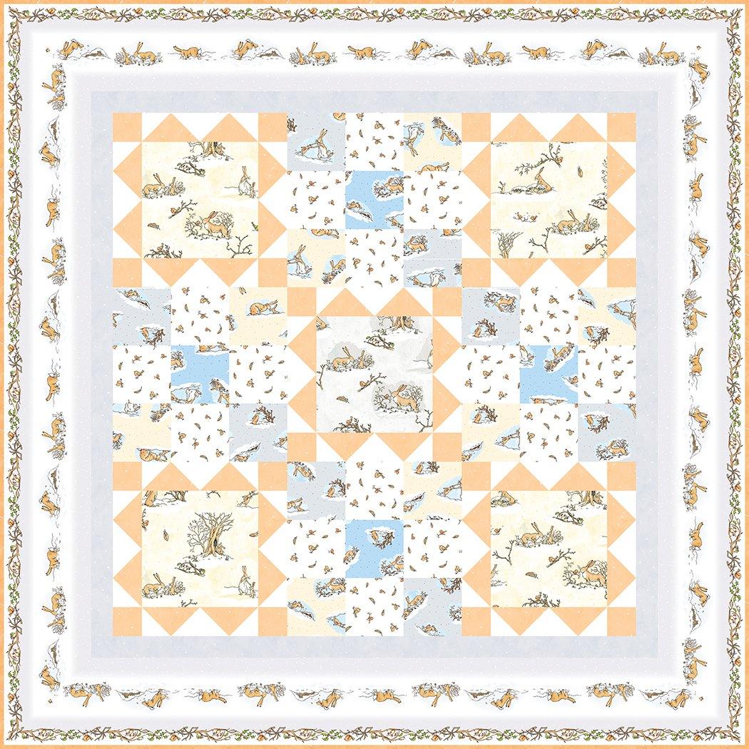 Snow Bunnies - Digital Download Pattern