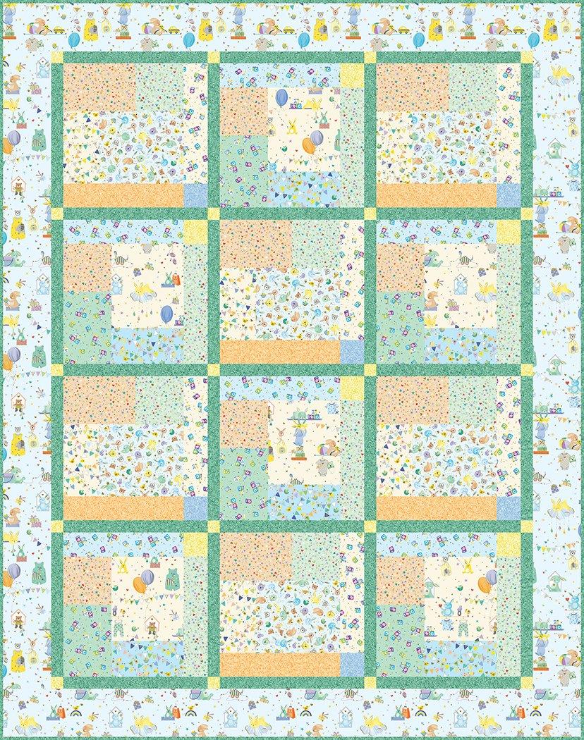 Snuggle Buddies - Digital Download Pattern