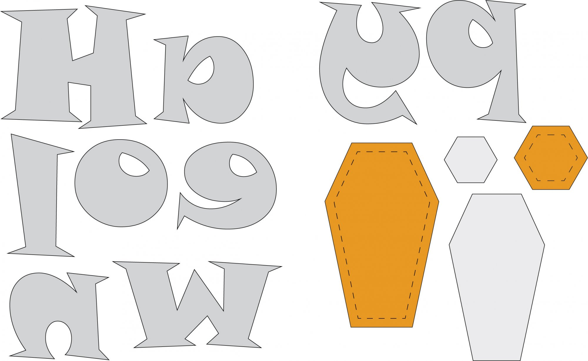 SVG Spooktacular - Digital Download SVG