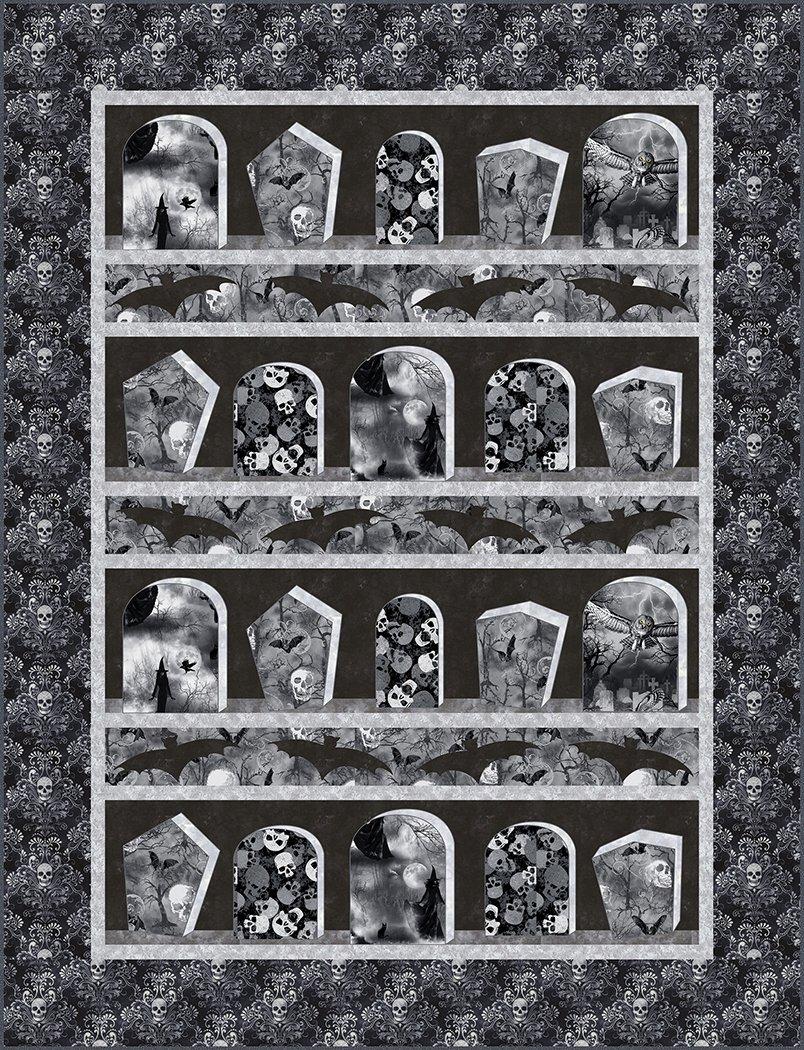 Spooky Night -Digital Download Pattern