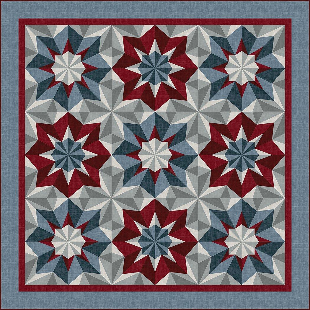 Stars of Glory - Pattern