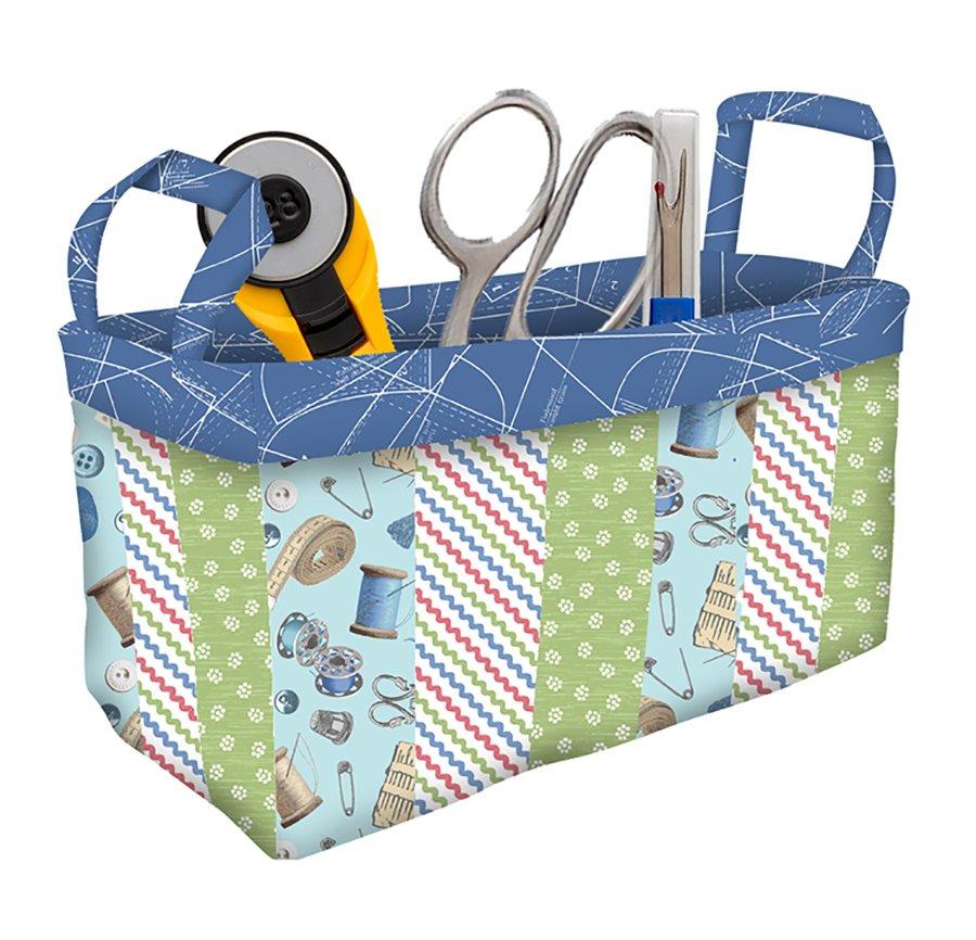 Stash It Basket - Pattern
