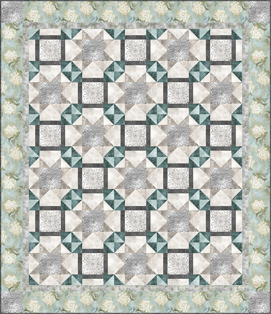 Tin Tiles - Digital Download Pattern