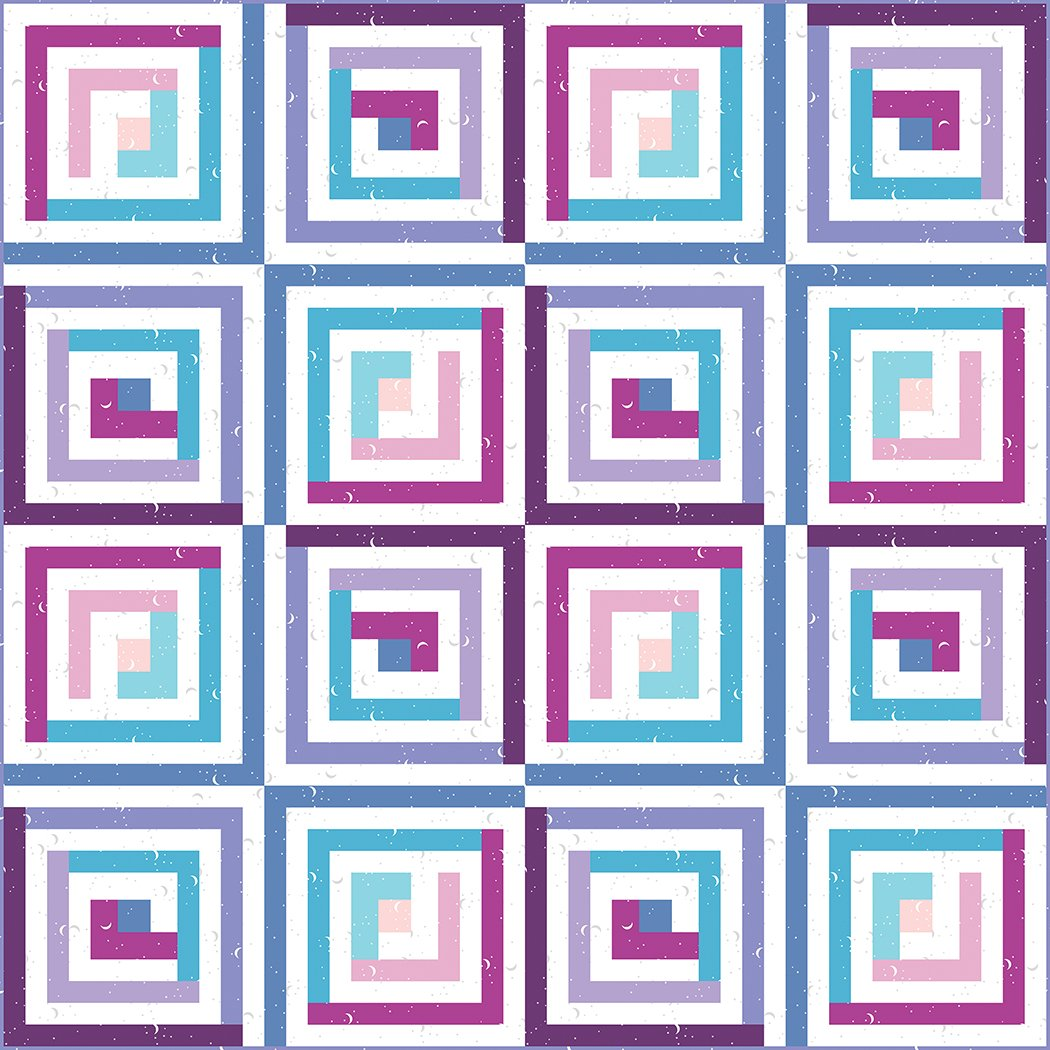 Twilight Maze - Pattern