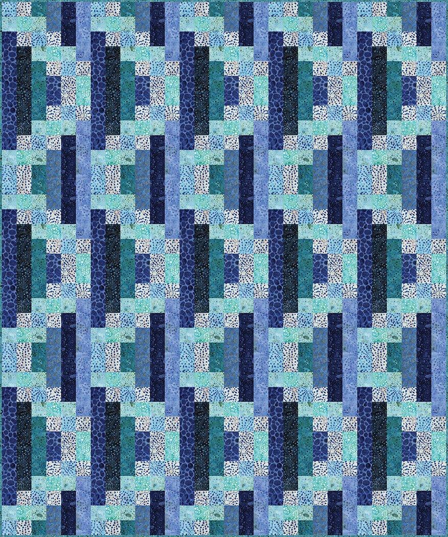Waterfalls - Pattern