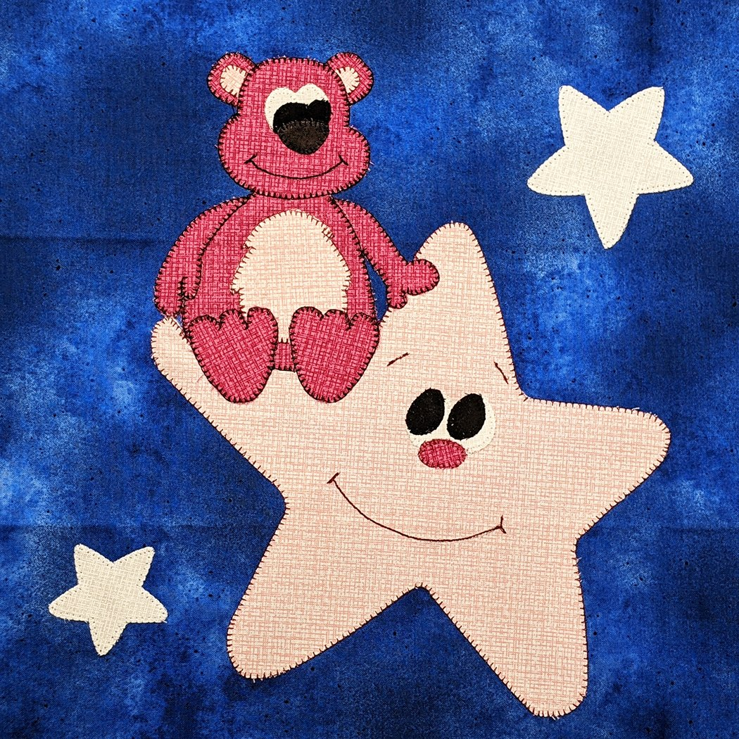 ** Wish Upon a Star - Block Pattern