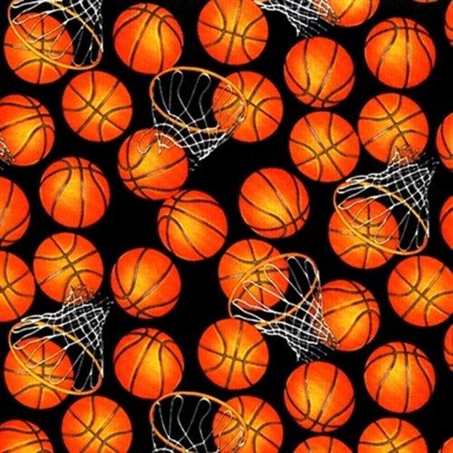 Basketball and nets