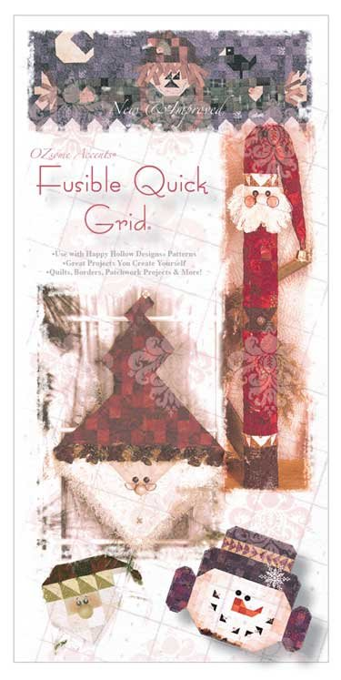 OZsome Accents Fusible Quick Grid by Happy Hollow