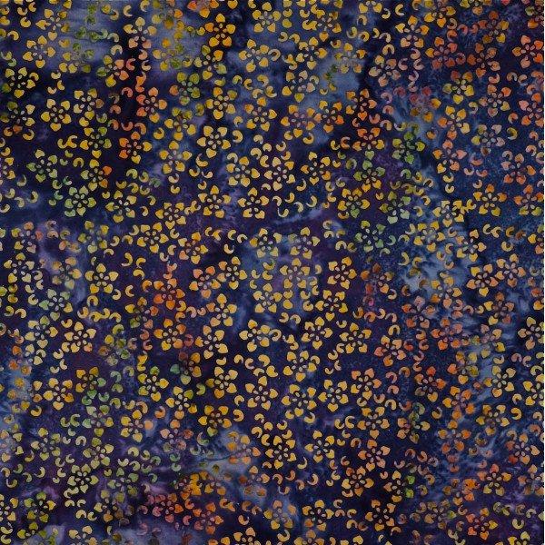 Batik by Mirah Violet Fugue
