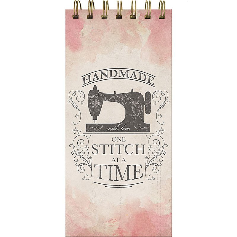 Top Wire Listpad Handmade One Stitch at a Time