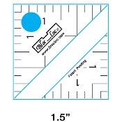 Bloc Loc HST 1.5'' ruler