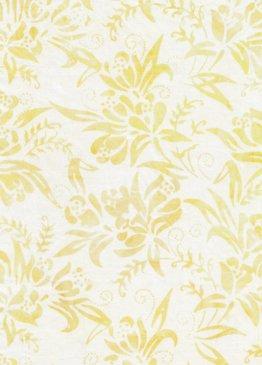 Anthology Batik Art Inspired Yellow