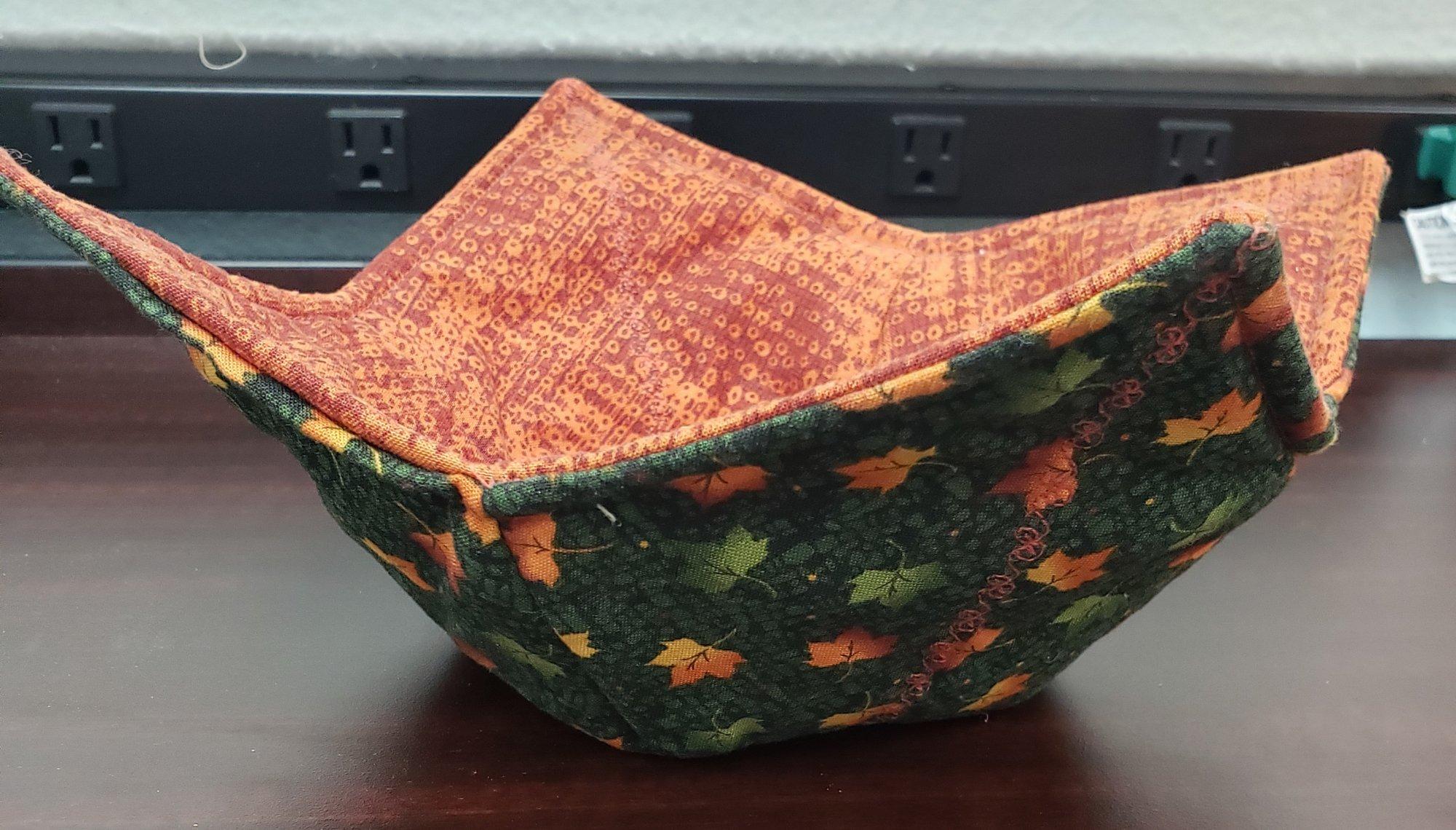 Hot Bowl Holder Kit (fabrics may vary)