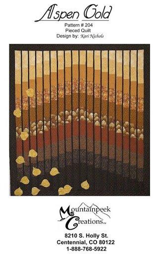 Aspen Gold pattern