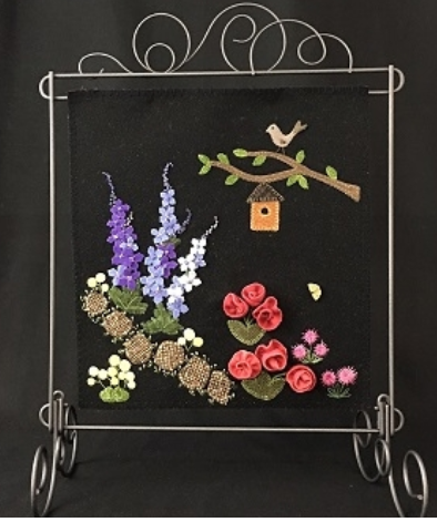 Summer Garden by Granny's Legacy Wool Kit