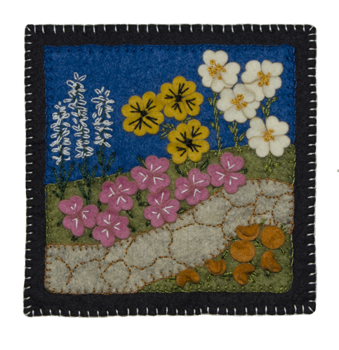 Lumenaris Countryside Garden Wall Wool Kit  8-1/2 x 23-1/2