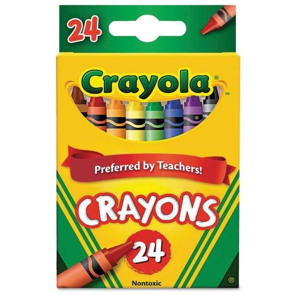 Crayola Crayon 24 pack