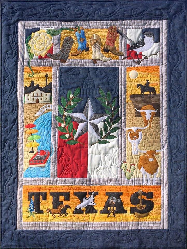 Deep in the Heart of Texas FULL KIT
