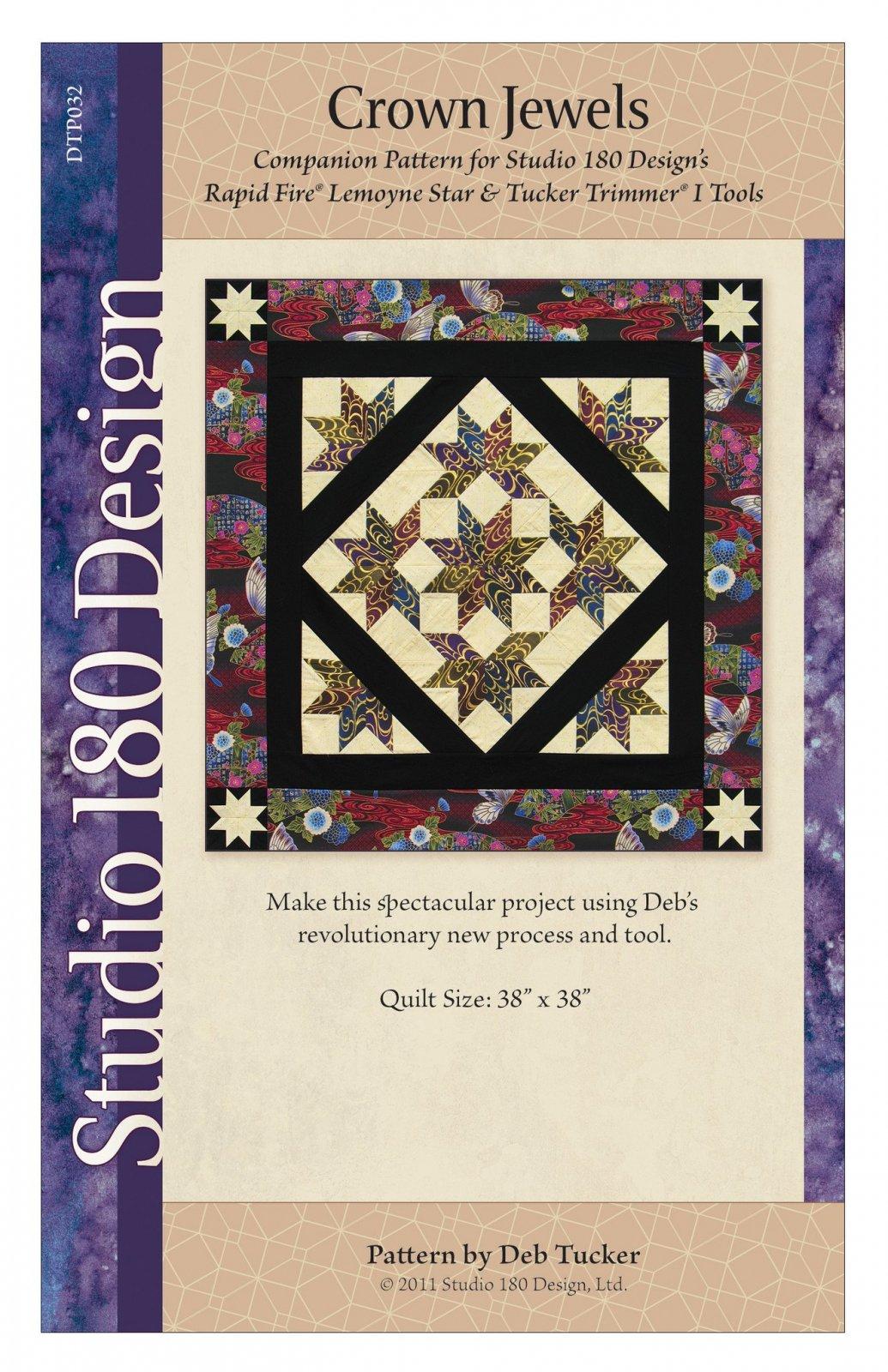 Deb Tucker Crown Jewels pattern